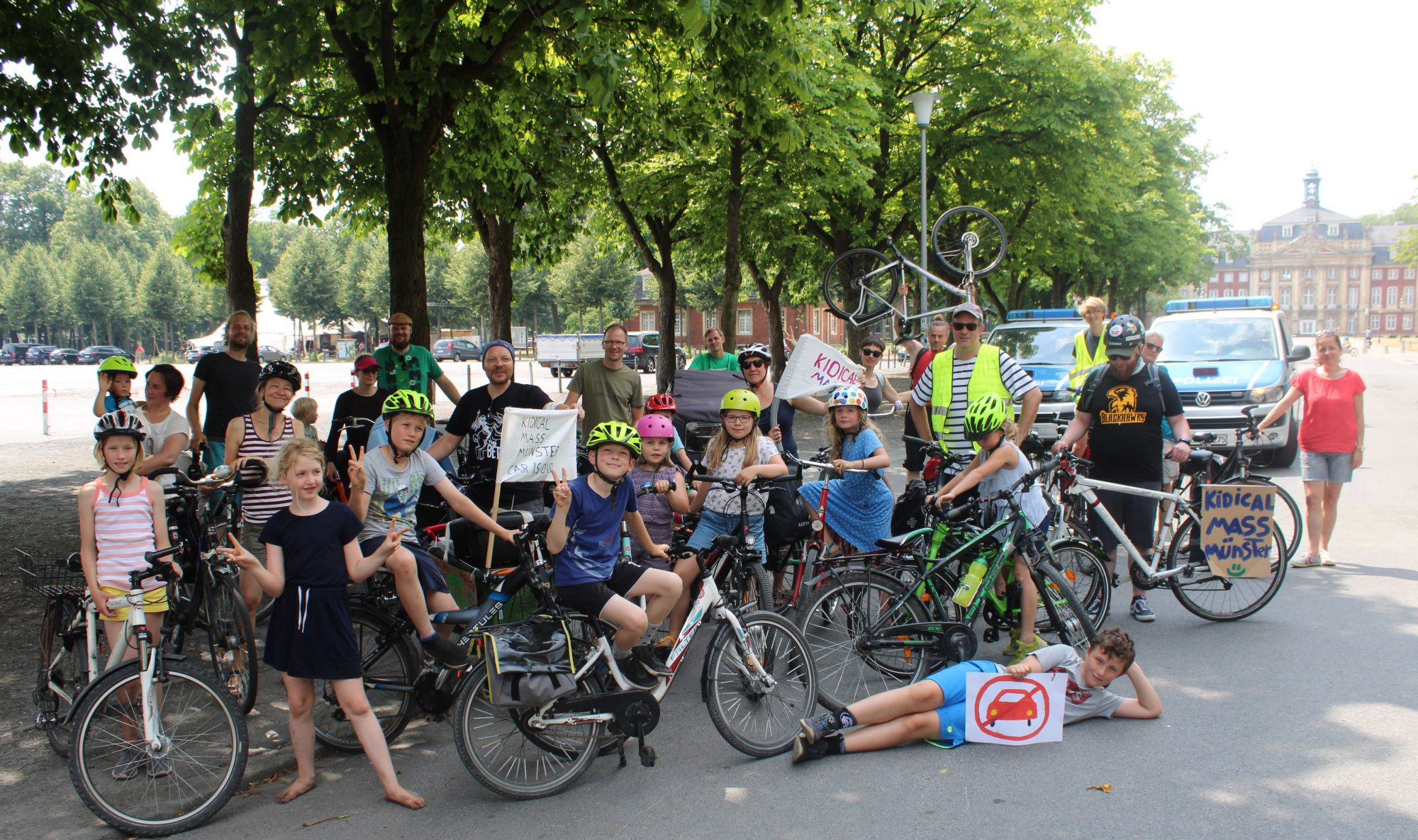Kidical Mass Münster